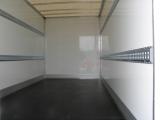 Zárt áruszállító dobozfelépítmény