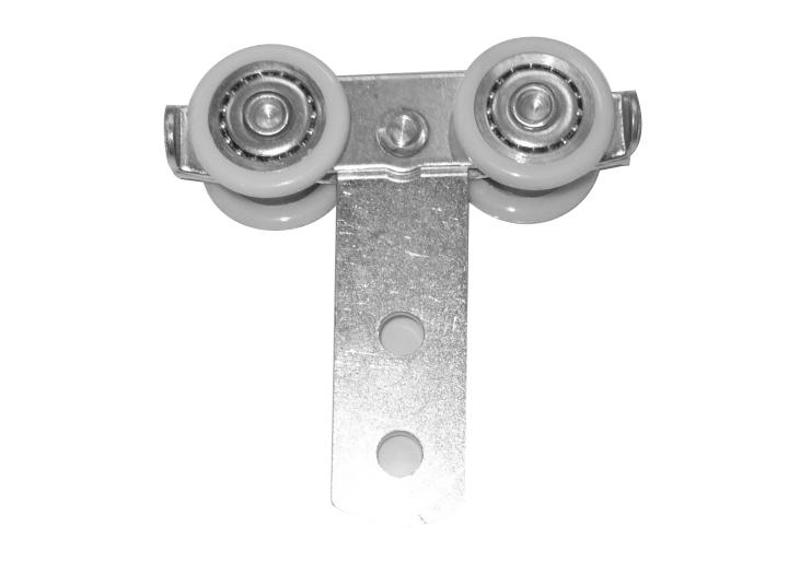 Roller holder,double,zincated - EUROWIND Kft