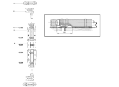Inchizatori pt furgoane B3, d=22