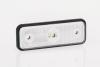 Lampă poziţie 102x36 (LED), alb