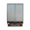 Rear door kit with aluminum hinge