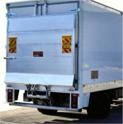 Cantilever tail-lifts  - 2 cylinders