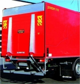 Cantilever tail-lift