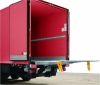 Cantilever tail-lifts for heavy duty loads
