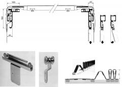 F4-A Tavanul şi părţile laterale se culisează separat
