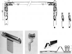 F-8 Tavanul şi părţile laterale se culisează separat