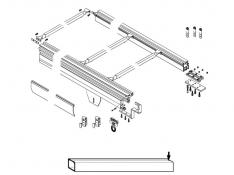 Sistem tavan MAGNUM  Fix2