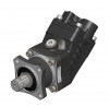 Bent axis hydraulic pumps